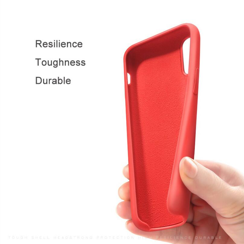 Luxury Silicone Case
