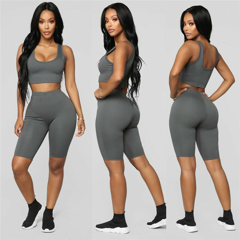 Bodycon Yoga Set