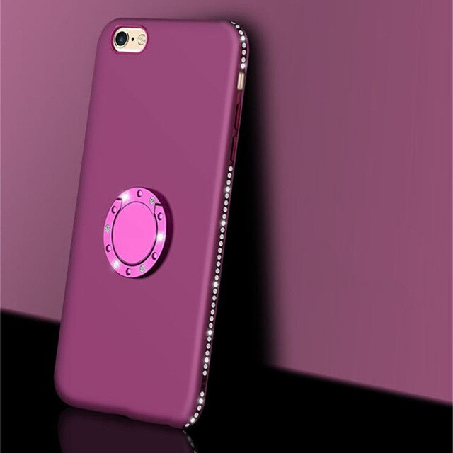 Diamond Silicone Soft Case