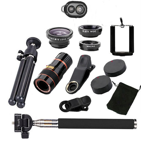 All in 1  Camera Lens Accessories