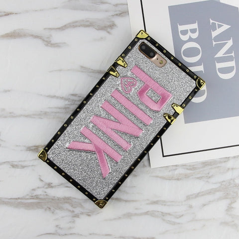 Diamond PINK Case
