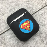 Soft Comics Silicone Case