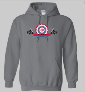 "Tri-County ATV ""Anniversary Edition"" Hooded Sweatshirt"