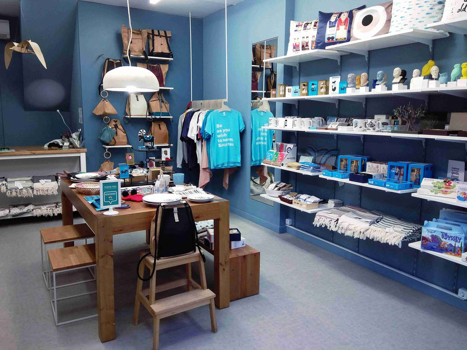 Greek designers eshop - Kukuvaya concept store in Katakolon Greece. Located in the area of Olympia near Skafidia providing the best of contemporary Greek brands
