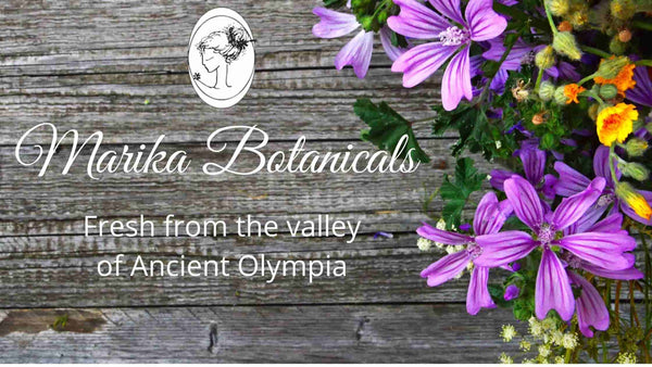 Marika botanicals fresh handmade olive oil soaps made in Greece, ancient Olympia