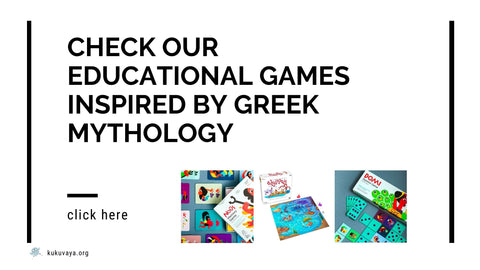 buy educational games online about greek mythology
