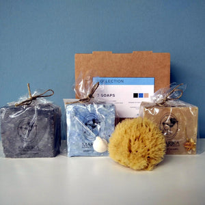 Greek soaps with extra virgin olive oil collection activated carbon donkey milk sea salt handmade