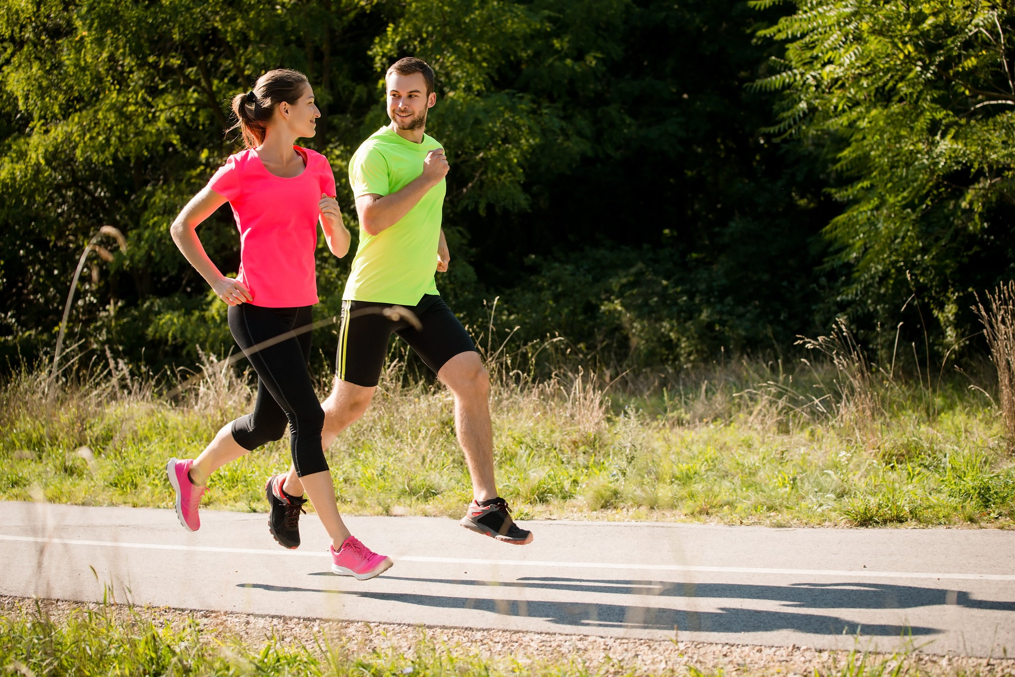 runners reduced stress with DreamOn
