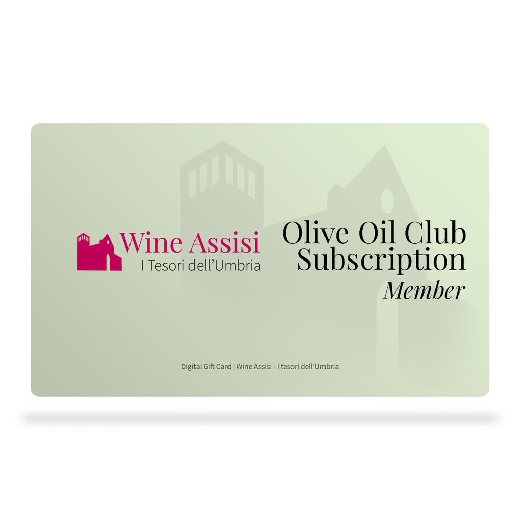 Olive Oil Club Subscription