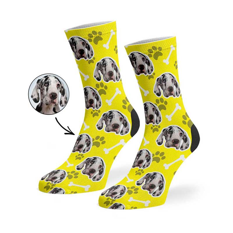 Your Dog On Socks