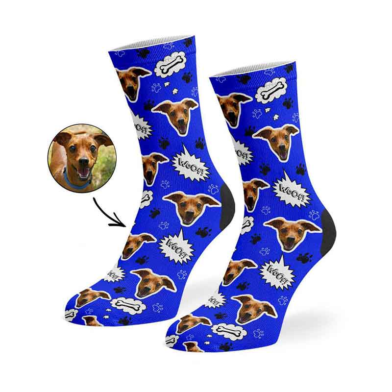 Your Dog Woof Socks