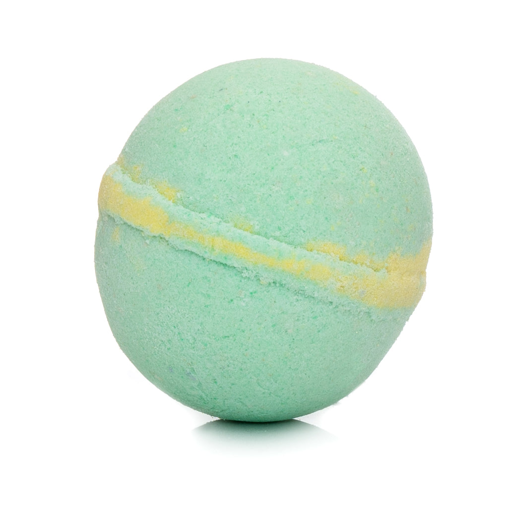 Banana Berry Bath Bomb