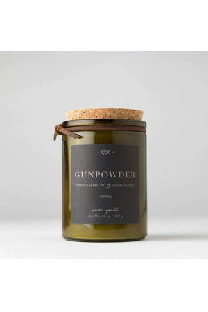 Gunpowder : 1776 Candle