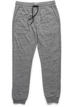 Surfside Surfside - Brushed Cotton Heather Jogger - Speckled Grey Slate Gray