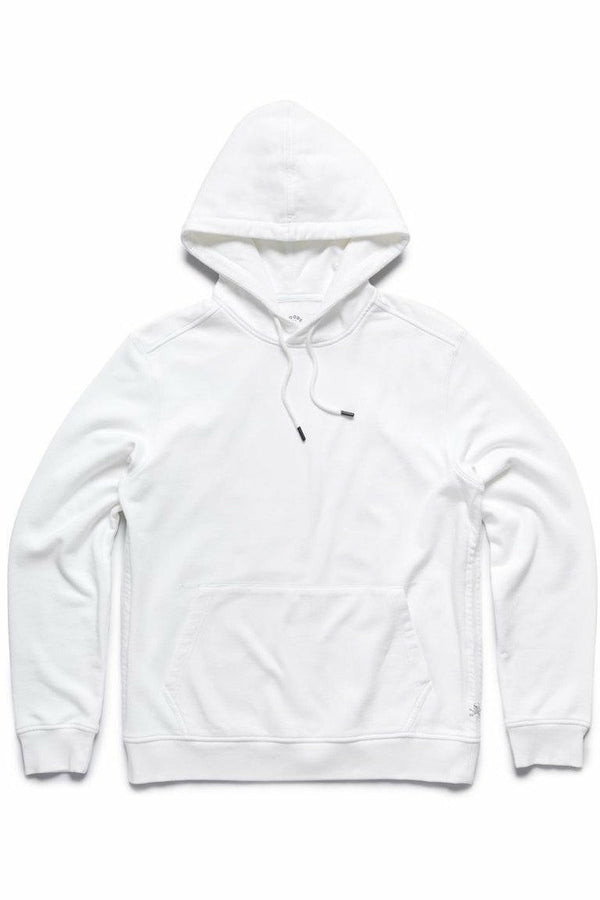 Surfside Surfside - Marine French Terry Hoodie - White Gray
