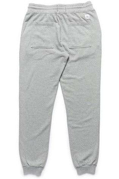 Surfside Surfside - Dune Drawstring Terry Jogger - Heather Grey Gray