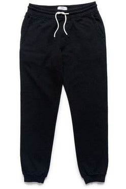 Surfside Surfside - Dune Drawstring Terry Jogger - Black Black