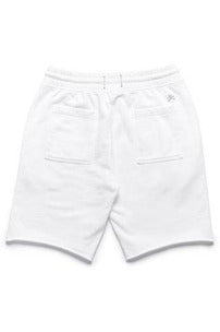 Surfside Surfside - Sailor Drawstring Terry Short - White Lavender