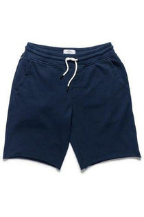 Surfside Surfside - Sailor Drawstring Terry Short - Navy Midnight Blue