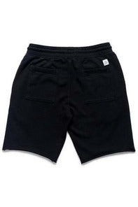 Surfside Surfside - Sailor Drawstring Terry Short - Black Black