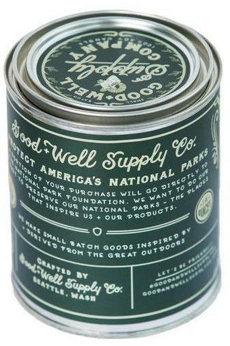 Good & Well Supply Co. Good & Well - ROCKY MOUNTAIN - Juniper Berry, Peppercorn + Spices Dark Slate Gray
