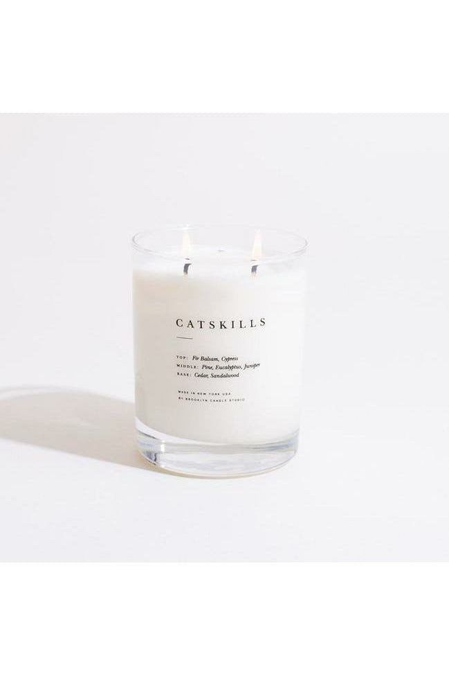 Brooklyn Candle Studio Brooklyn Candle - Catskills Escapist Candle Light Gray