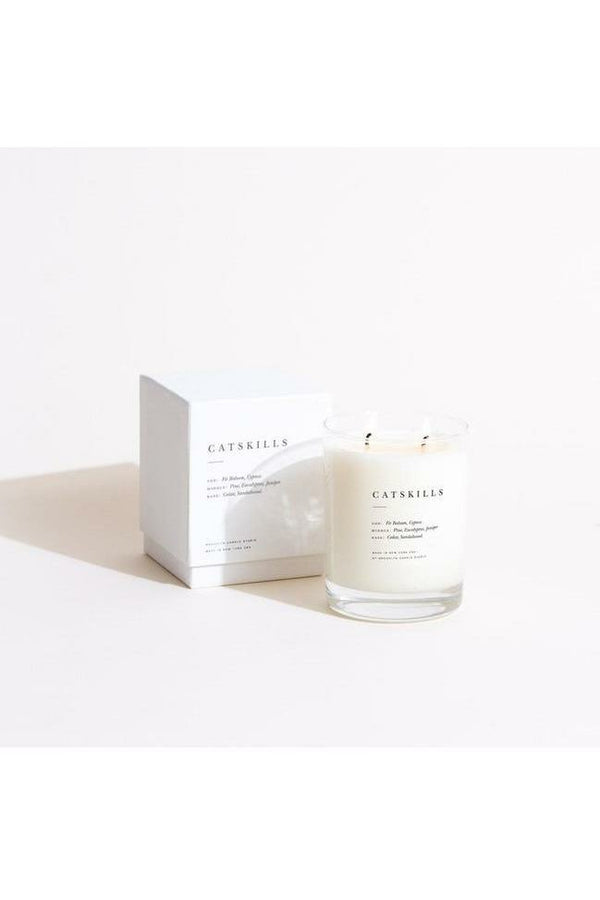 Brooklyn Candle Studio Brooklyn Candle - Catskills Escapist Candle Gray