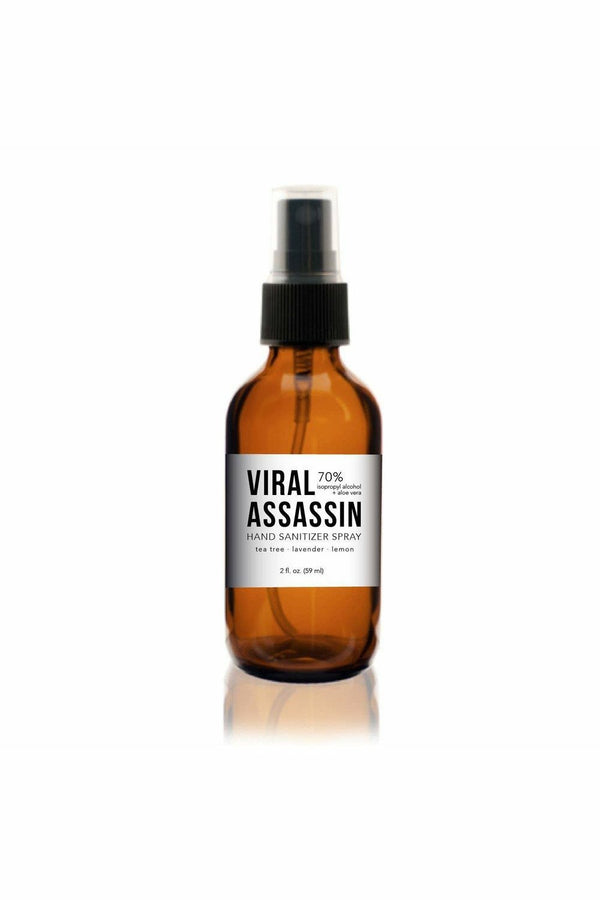 Nectar Republic Nectar Republic - Viral Assassin Hand Sanitizer Spray Chocolate