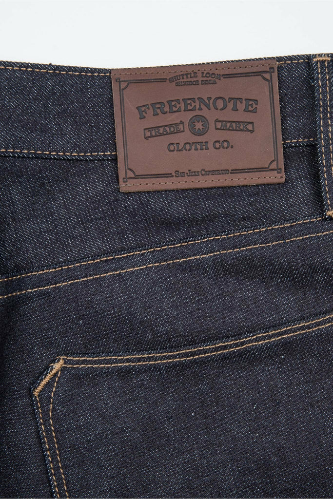 Freenote Cloth Freenote Cloth - Avila Slim Taper 14.5OZ - Blue Dim Gray