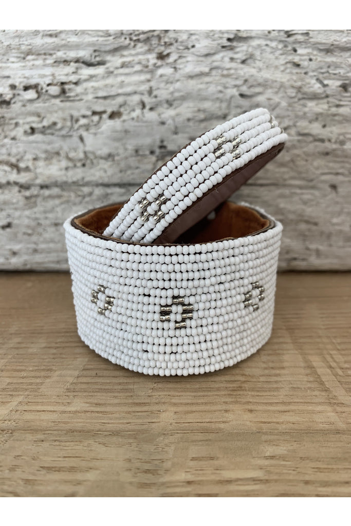 Swahili Coast Swahili Coast - Diamond Silver Cuff Gray