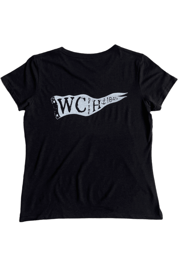 Dune and Salt D+S - Women's WCH Banner S/S Tee - Black Black
