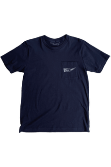 Dune and Salt D+S - WCH Men's Pocket Tee Black