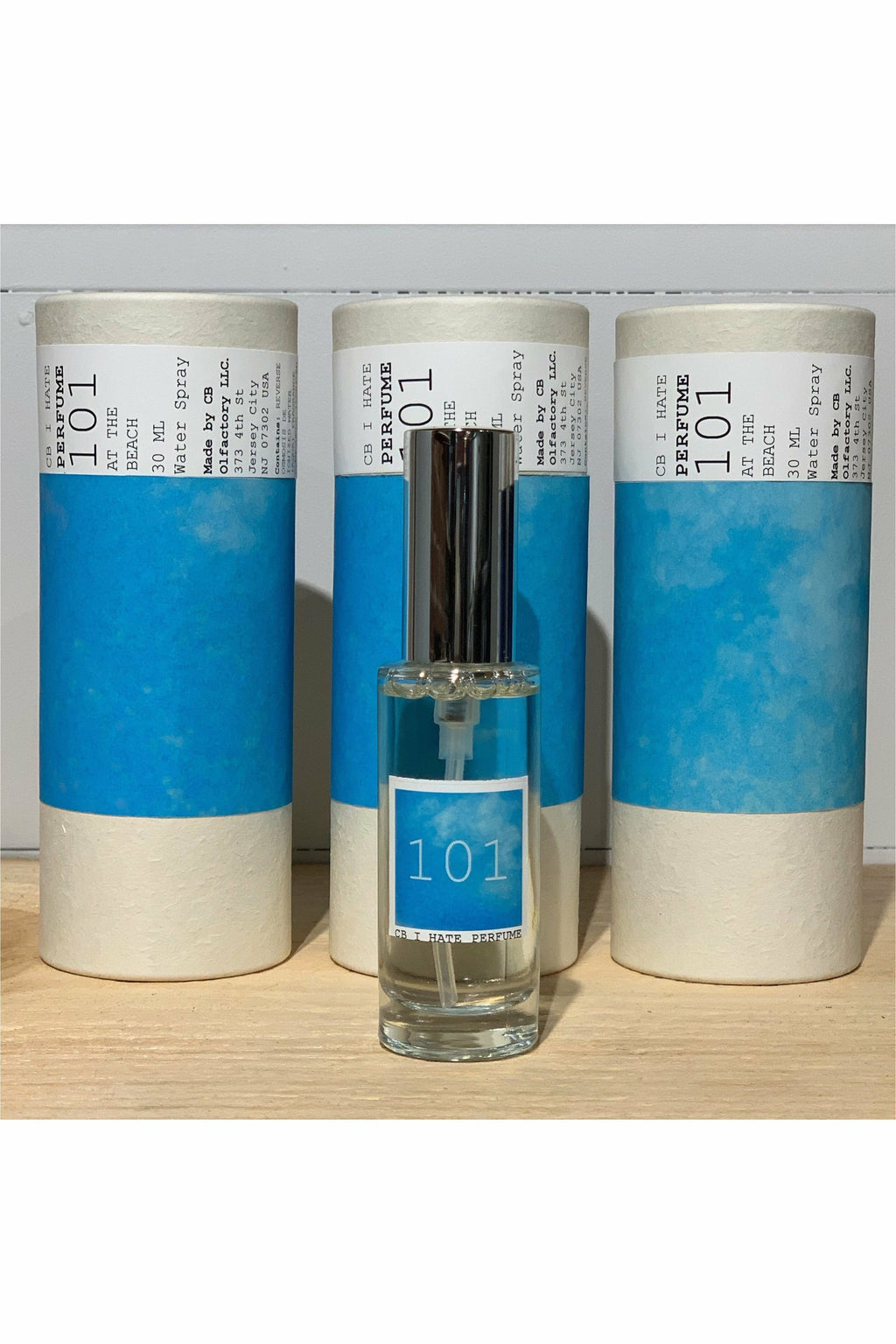 At The Beach 1966 Water Perfume - 30 mL