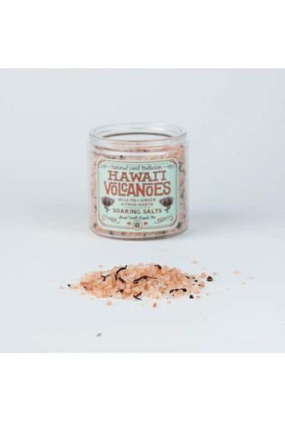 Good & Well Supply Co. Good & Well - Hawai'i Volcanoes Bath Salts Gray