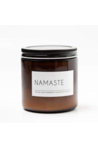 OK Collective Candle Co. OK Candle Co. - Namaste Black