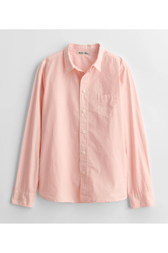 Alex Mill Alex Mill - Bobby Shirt - Pale Pink Light Pink