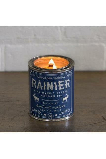 Good & Well Supply Co. Good & Well - RAINIER - balsam fir, pine needle + citrus Dark Slate Gray