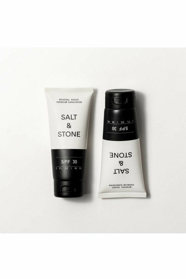 Salt & Stone Salt & Stone - SPF 30 Sunscreen Lotion Black