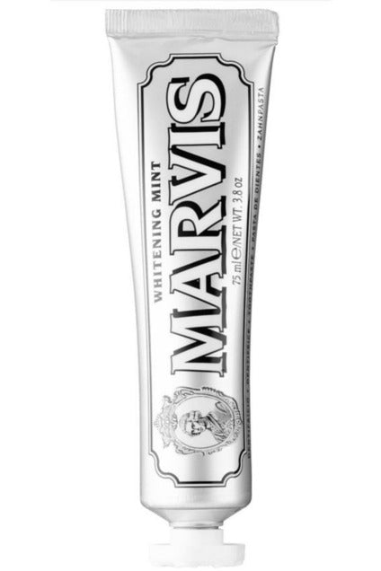 Marvis Whitening Mint 75ml - Silver