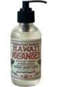 Good & Well Supply Co. Good & Well - Hand Sanitizing Gel - Hawaii Volcanoes Gray