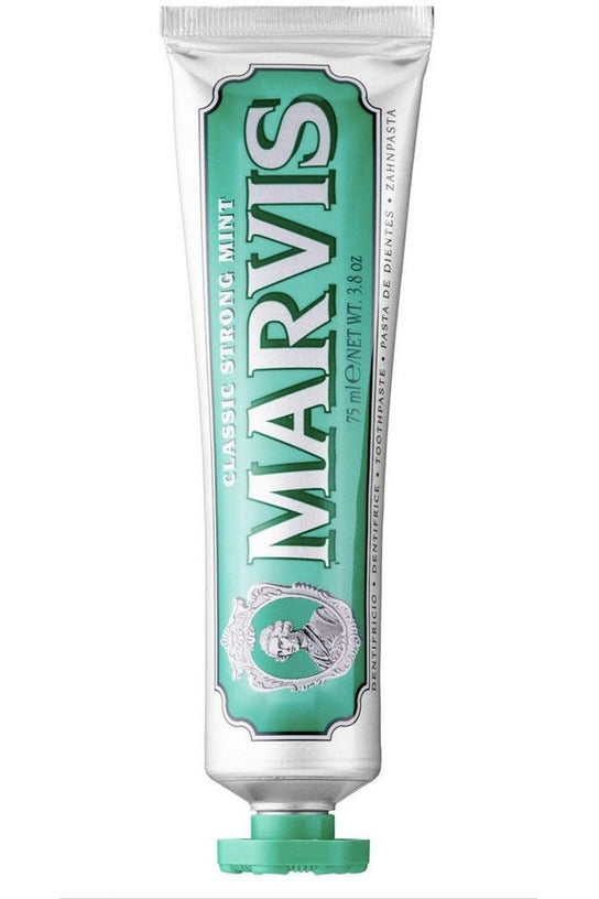 C O Bigelow Marvis - Classic Strong Mint 75ml - Green Cadet Blue