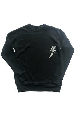 ZCH - Essentials Crewneck Sweatshirt - Black