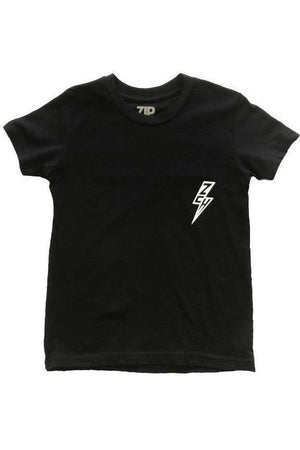 ZCH - Youth - Essentials S/S Tee - Black
