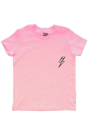 ZCH - Youth - Essentials S/S Tee - Pink
