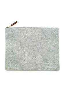 General Knot General Knot - Laptop Sleeve - Japanese Ivory Tidal Gray