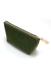 General Knot General Knot - Travel Clutch - Olive Dark Slate Gray