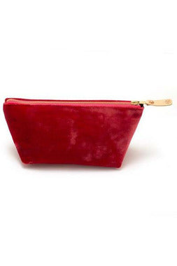 General Knot General Knot - Travel Clutch - Rose Dark Red