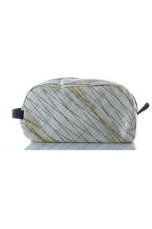 Sea Bags Sea Bags - High Performance Sail Toiletry Bag - Blonde Dark Gray