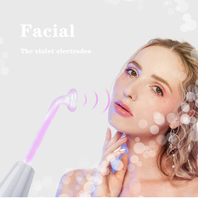 DARSONVAL Portable High Frequency Skin Care Device - [Homistic]