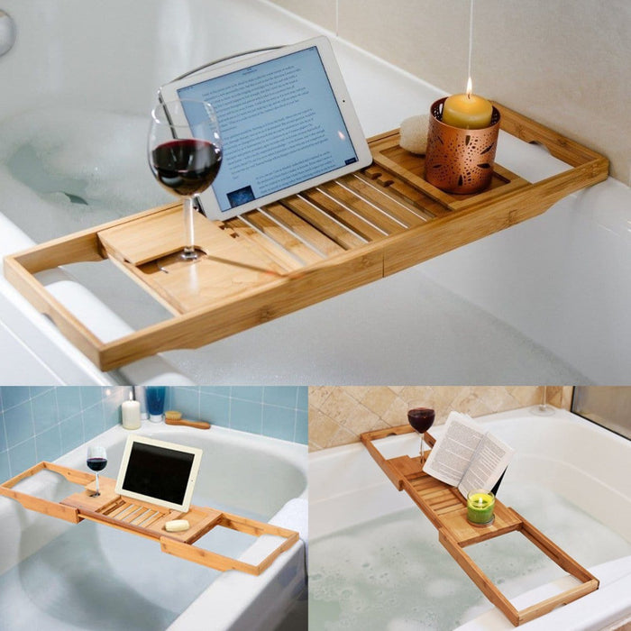 Bathtub Spa Tray - [Homistic]